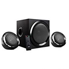 Buy Intex IT-2202SUF-OS 2.1 Channel Multimedia Speakers (Black) from Amazon