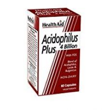 HealthAid Acidophilus Plus (4 Billion) - 60 Capsules for Rs. 1,490