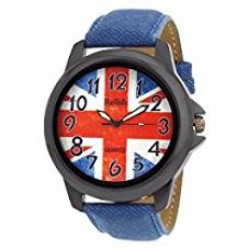 Relish Casual Analogue Multicolour Dial Men's Watch - RELISH-507 for Rs. 349