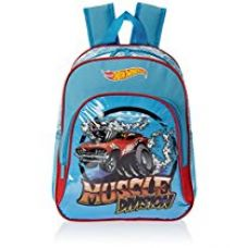 Hot Wheels Blue Children's Backpack (Age group :3-5 yrs) for Rs. 899