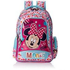 Buy Minnie Pink Children's Backpack (Age group :6-8 yrs) from Amazon