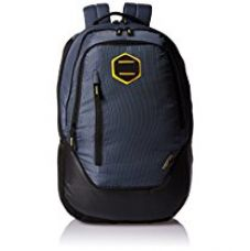 Buy Gear Navy Blue and Yellow Casual Backpack (BKPCAMPS90512) from Amazon