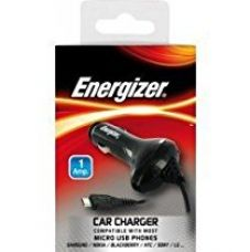 Buy Energizer Car Charger 1 Amp black from Amazon