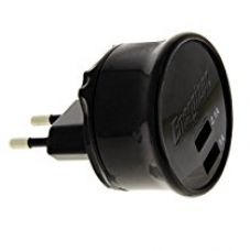 Buy Energizer Dual USB Wall Charger 3.1 AMP BLACK from Amazon