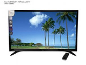 Flat 26% off on Koryo (KLE40DLBH1) 39 inches HD Ready LED TV (Black)
