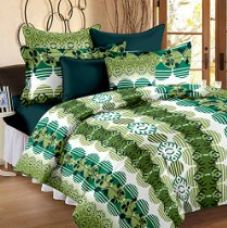 Buy Story@Home Candy 100 % Jaipuri Home Bedsheets for Double Bed from Amazon