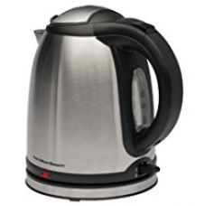 Buy Hamilton Beach 40995-IN 1-Litre Stainless Steel Electric Kettle (Silver) from Amazon