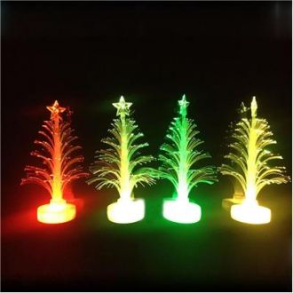 Christmas Xmas Tree Color Changing LED Light Lamp Home Party Assorted