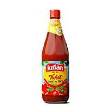 Buy Kissan Sweet and Spicy Ketchup, 1000g from Amazon