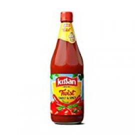 Kissan Sweet and Spicy Ketchup, 1000g for Rs. 127