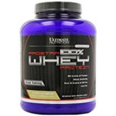 Ultimate Nutrition Prostar 100% Whey Protein - 5.28 lbs (Vanilla Crème) for Rs. 4,399