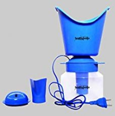 Get 48% off on Healthgenie 3 In 1 Steam Sauna Vaporizer Superior (Blue)