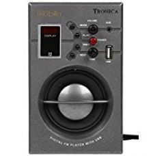 Tronica Mobilo Music System (Grey) for Rs. 800