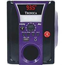 TRONICA Bluetooth Enjoy mp3/usb/SDcard/mobile/aux supported speaker for Rs. 999
