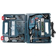 Buy Bosch GSB 600 RE 13mm 600 Watt Smart Drill Kit from Amazon