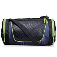 Buy F Gear Astir Polyester 18 Ltrs Green Sports Duffel (2470) from Amazon