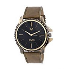 Fogg Analog Black Dial Men's Watch 1080-BR for Rs. 399