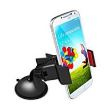 Buy Retina 2768 360-Degree Rotating Mobile Holder (Black) from Amazon