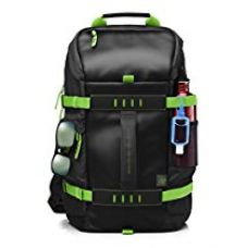HP Odyssey T5P98AA Backpack for 15.6-inch Laptops (Black/Electric Green) for Rs. 2,003