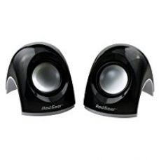 Redgear Mini 2.0 Channel USB Speakers (Black) for Rs. 399