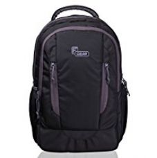 F Gear Prestige Lite 28 Liters Backpack(Black,Grey) for Rs. 799