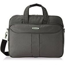 Buy Aristocrat Polyester Grey Laptop Bag (SLCAYLPGRY) from Amazon