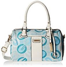 Gussaci Italy Women's Handbag (Blue) (GC604) for Rs. 600