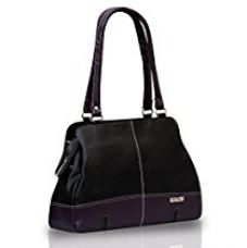 Fostelo Women's Handbag Black (FSB-411) for Rs. 699