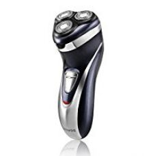 Buy POVOS PW937 Rotary Shaver (Gray Blue) from Amazon