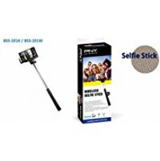 PNY BSS-101 Selfie Stick with Bluetooth Shutter (Black) for Rs. 664