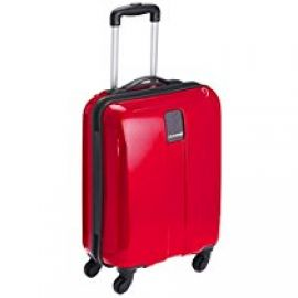 Buy Safari Thorium Polycarbonate 55 cms Red Hardsided Carry On (Thorium-Sharp-Red-55-4WH) from Amazon