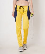 Flat 50% off on Yepme Kornelia Trackpants - Yellow