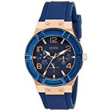 Guess Analog Blue Dial Women's Watch - W0571L1 for Rs. 10,160