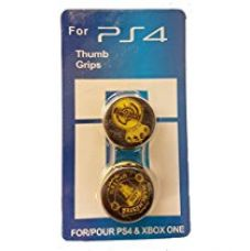 Buy Hytech Plus Yellow Football Team Designer Series Thumb Grip for PS4, Xbox One, Xbox 360 & PS3 from Amazon