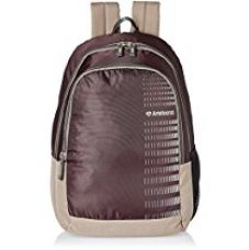 Aristocrat Purple Casual Backpack (BPPEP1PPL) for Rs. 618
