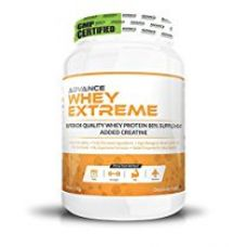 Buy Advance Nutratech Whey Protein Extreme Powder 2Lbs Chocolate from Amazon