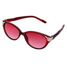 SHVAS UV Protection Cat Eye Womens Sunglasses (CATPRORED|Red) for Rs. 1,999