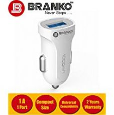 Buy BRANKO Smart Port 5V/1A Car Charger for iPhone 6S Plus 6 Plus 6 5SE 5S 5 5C 4S, Samsung Galaxy S7 S6 Edge Plus Note 5 4 S5 Tab S, LG G5 G4, HTC,Nexus 5X 6P, iPads Portable from Amazon