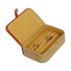 Kuber Industries™ Ring Organiser With Rexine Coated (Hard Board Material) for Rs. 189