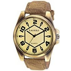 Laurels Roadster Multicolor Dial Analog Wrist Watch - For Men for Rs. 299