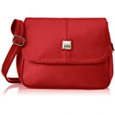 Fostelo Women's Sling Bag (Red) (Fsb-307) for Rs. 699