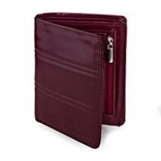 Buy Laurels Evo Book-fold Synthetic Red Men's Wallet (EBK-03) from Amazon