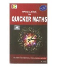 Magical Book On Quicker Maths Paperback (English) 2013 for Rs. 175