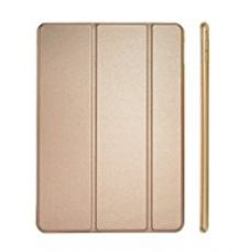 Buy SToK iPad Air 2 Case - SmartShell Case for Apple iPad Air 2 (iPad 6) Model, Ultra Slim Lightweight Stand with Smart Cover Auto Wake / Sleep Feature, GOLD … from Amazon