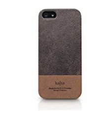 KAJSA Iphone 5s Vintage Collection Genuine Leather Backcase - Brown for Rs. 949