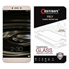 Chevron 2.5D 0.3mm Pro+ Tempered Glass Screen Protector For Letv Le 1S / Le 1s Eco for Rs. 299