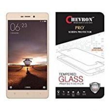 Buy Chevron A-Glass 0.33mm With Curved Edges Tempered Glass Screen Protector For Xiaomi Redmi 3S /3S Prime from Amazon