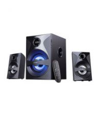 Buy F&D F380X 2.1 Bluetooth Speaker - Black from SnapDeal
