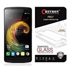 Buy Chevron 2.5D 0.3mm Pro+ Tempered Glass Screen Protector For Lenovo K4 Note from Amazon