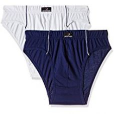 Buy Lakomfort Men's Cotton Brief (Pack of 2) from Amazon